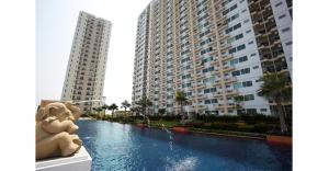 For RentCondoPattanakan, Srinakarin : Condo for rent at Supalai Park Srinakarin, near BTS Studio room