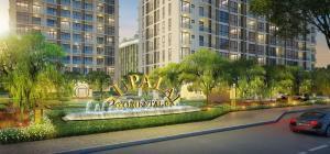 For RentCondoSukhumvit, Asoke, Thonglor : Supalai Oriental Sukhumvit 39 1 bedroom * New room * Good building, 10th floor, pool view