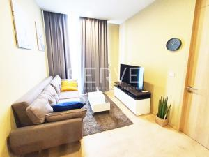For RentCondoSukhumvit, Asoke, Thonglor : Noble Be19 for Rent - New 1 Bd. Unit with South View of Asoke Area // Brand New Condo Close to MRT & BTS