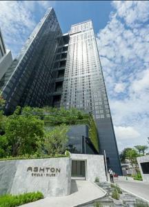 ขายคอนโดสยาม จุฬา สามย่าน : ขาย Ashton Chula-Silom แอชตัน จุฬา-สีลม ชั้น 46 ห้อง Studio 25.29 ตร.ม. ตกแต่งพร้อมอยู่ 6.49 ลบ.