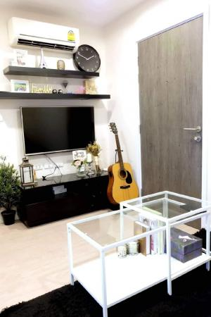 For RentCondoSapankwai,Jatujak : Condo for rent MetroLuxe Paholyothin-Sutthisan luxury condo, pool view. In Soi Inthamara 14 Fully furnished electrical appliances, near BTS Saphan Khwai, size 29.4 sq m, building A, floor 2💰, rental price: 12,000 baht / month