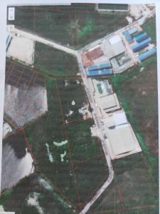 For SaleLandRama 2, Bang Khun Thian : Land for sale Bang Kradee 32, beautiful plot, 2-1-38.4 rai, originally a factory with Ror.4