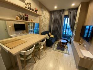 For RentCondoBangna, Lasalle, Bearing : Condo for rent Ideo mobi sukhumvit eastgate - Floor 23 - Size 30 sq m. - 1 bedroom, 1 bath.