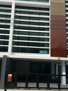 เช่าสำนักงานลาดพร้าว101 แฮปปี้แลนด์ : ให้เช่าอาคาร 5 ชั้น โครงการหรู ทำเลดีติดถนนลาดพร้าว สไตล์โมเดิร์น พร้อมลิฟท์ ทำเลดี ติดถนนลาดพร้าว เข้าออกได้หลายเส้นทาง ลาดพร้าว เลียบด่วนรามอินทรา เกษตรนวมินทร์ รามคำแหง
