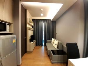 เช่าคอนโดสุขุมวิท อโศก ทองหล่อ : เดอะลุมพินี24 อาคารA ชั้น 4 ห้องขนาด 29.04 ตร.ม. 1 ห้องนอน