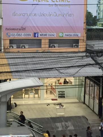 เช่าตึกแถว อาคารพาณิชย์อ่อนนุช อุดมสุข : ให้เช่าอาคารพาณิชย์ 2 คูหา ใกล้BTSแบริ่งเหมาะทำคลีนิคความงาม ออฟฟิศ ทำการค้า สปา