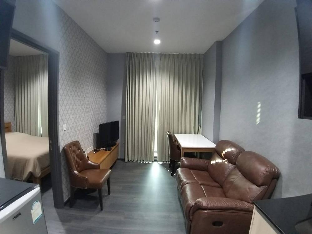 For RentCondoSukhumvit, Asoke, Thonglor : ให้เช่า Edge Sukhumvit 23  คอนโด เอดจ์ สุขุมวิท 23 ชั้น 26 ห้อง 1Bed  30.50 ตร.ม. ห้องตกแต่งพร้อมอยู่ ค่าเช่าเดือนละ 23,000 บาท