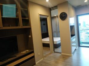 For RentCondoSathorn, Narathiwat : For Rent The Room Sathorn-St.luise 17000 baht room 35 sq m. 17th floor