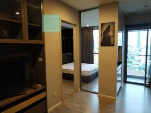 For RentCondoSathorn, Narathiwat : For Rent The Room Sathorn-St.luise 17000 baht Room 35 sq m. 20th floor