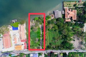 For SaleLandBangbuathong, Sainoi : Land for sale next to the Chao Phraya River, 2 rai, Sai Ma, Nonthaburi