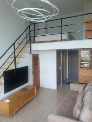 เช่าคอนโดพระราม 9 เพชรบุรีตัดใหม่ : (Owner post) ให้เช่าห้อง Ideo New Rama9 Studio hybrid ขนาด 26 + 11 ตรม. ชั้น 20 วิวทิศเหนือ