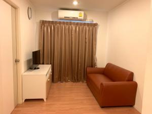 For RentCondoBangna, Lasalle, Bearing : M3188-Condo for rent Lumpini Mega City Bangna, near BTS Bangna, ready to move in.
