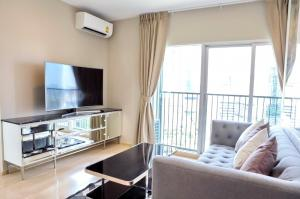 For RentCondoRatchadapisek, Huaikwang, Suttisan : 0040-Q🥁🎹 RENT & SELL 2 bedrooms for rent and sale 🚅 near MRT Cultural Center 🏦 Noble Revolve Ratchada 2 Noble Revolve Ratchada 2 Area: 52.86 sq.m. 💲 Rent: 30,000.- Baht 💲 Sale: 9,500,000.- Baht 📞065-9423251✅LineID: newnormalrealtybkk