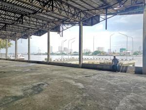 ขายที่ดินราษฎร์บูรณะ สุขสวัสดิ์ : ขายที่ดิน 14ไร่ 1งาน 98ตารางวา ราษฎร์บูรณะ ติดแม่น้ำเจ้าพระยา