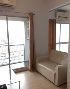 For SaleCondoOnnut, Udomsuk : M1743-Condo for sale A Space Sukhumvit 77 ready to move in.
