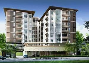 For RentCondoSapankwai,Jatujak : Condo for rent, Atrium Phahon - Suthisan, near BTS Saphan Khwai, ready to move in 30 sqm, starting price 10,500 baht