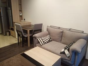 For RentCondoRama9, RCA, Petchaburi : The Line Asoke Ratchada for Rent 1 Bedroom 18,000 Baht