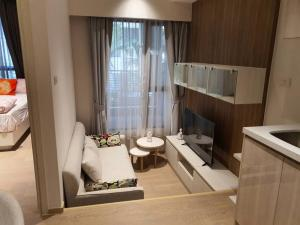 For RentCondoSukhumvit, Asoke, Thonglor : For rent! Runesu Thonglor 5, BTS Thonglor, 1 Bedroom 32 sq.m. with bathtub