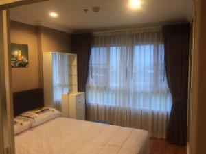 For SaleCondoRama9, RCA, Petchaburi : CONDO FOR SALE *** Lumpini Place Rama9 – Ratchada Next to MRT Rama9 *** -35sq.m., 27th floor