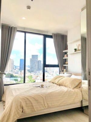 For RentCondoSathorn, Narathiwat : [ Condo For Rent ] Knightsbridge Prime Sathorn , BTS Chong Nonsi, 1 Bedroom 30.73 sq.m.** brand new room