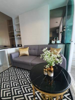 For SaleCondoBang Sue, Wong Sawang : Condo Regent Bang Son Phase 28 Building A, 23rd floor, south view, east bedroom Ready to move in