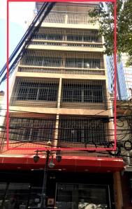 เช่าตึกแถว อาคารพาณิชย์สีลม ศาลาแดง บางรัก : ให้เช่า อาคารพาณิชย์ ซอยประมวล ติดถนนสีลม/สาทร ใกล้ BTS สุรศักดิ์