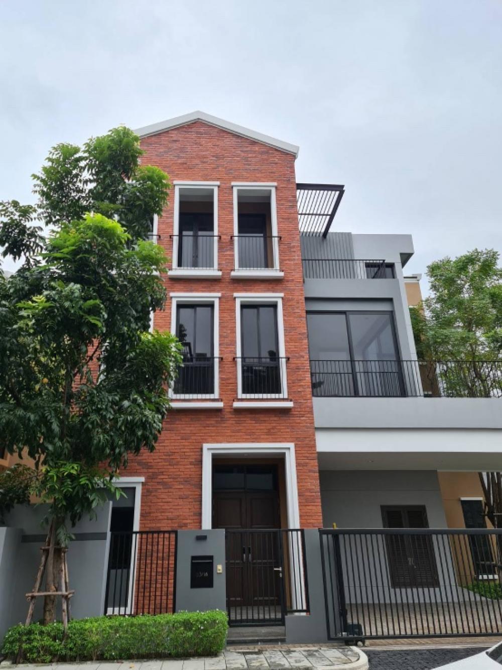 For SaleHouseKaset Nawamin,Ladplakao : Quick sale! Artale House, Artale Kaset-Nawamin, 390 sq m, 54 sq m, price 23.9 million baht, very beautiful.