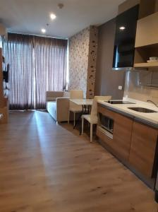 For RentCondoOnnut, Udomsuk : 1582-A😊 For RENT 1 bedroom for rent 🚄 Near BTS On Nut only 1 minute (100 m.) 🏢 Rhythm Sukhumvit 50 Rhythm Sukhumvit 50 Area: 35.00 sq.m. 💲 Rent: 18,000.- baht บาท: 099 -5919653✅LineID: @sureresidence