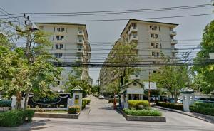 For RentCondoBangna, Lasalle, Bearing : Baan Suan Lasalle, near BTS Bearing, ready to move in, 60 sqm, starting price 10,000 baht Line ID : @likebkk
