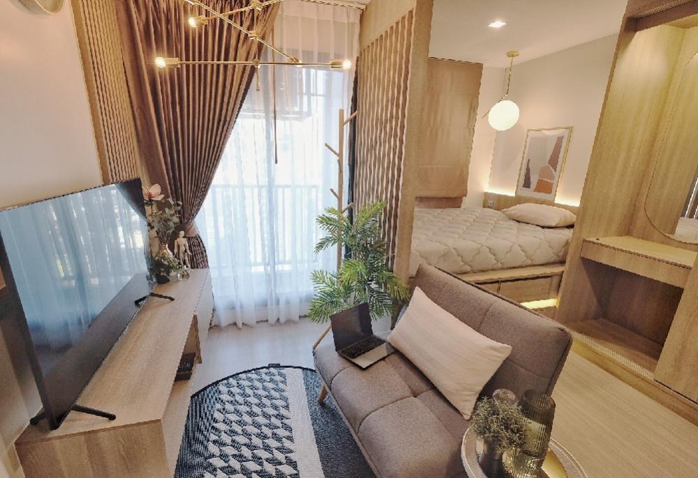 เช่าคอนโดลาดพร้าว เซ็นทรัลลาดพร้าว : คอนโดให้เช่า Life Ladprao  ตกแต่งสไตล์ญีปุ่น ห้องหัวมุม แต่งสวยเห็นแล้วต้องชอบ Built in ทั้งห้อง Fully furnished เครื่องใช้ไฟฟ้าครบ กระเป๋าใบเดียวเข้าอยู่ได้เลย ติด BTS สถานีห้าแยกลาดพร้าว เชื่อมต่อ MRT สถานีพหลโยธิน ประตูเชื่อมต่อ Lotus ลาดพร้าว ตรงข้ามเ