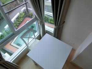 For SaleCondoChiang Mai, Chiang Rai : Condo One Plus, corner room, see the pool, calm and private