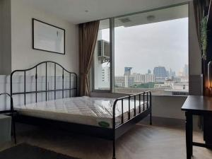For RentCondoSiam Paragon ,Chulalongkorn,Samyan : Chamchuri Residence condo, next to Chula, can see the Faculty of Economics from the room window.