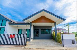 For SaleHouseChiang Mai, Chiang Rai : Close the last phase, special price, Smart Home House, The Private Home House, Sansai-Chiang Mai