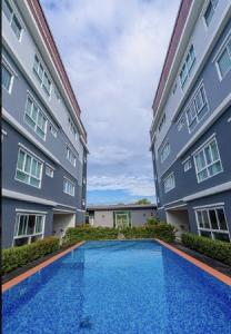 For SaleCondoChiang Mai : Condo for sale, The Private, fully furnished, ready to move in, beautiful room, good location, near Mae Jo University