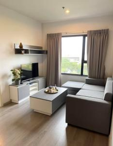 For RentCondoThaphra, Wutthakat : Condo for rent, Aspire Sathorn-Taksin Copper Zone, 5th floor, Re63-0105.