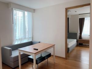 เช่าคอนโดนานา : ให้เช่า Inter Lux Premier สุขุมวิท 13 ใกล้รถไฟฟ้า BTS นานา 1 ห้องนอน ขนาด 36.18 ตร.ม.ชั้น 3