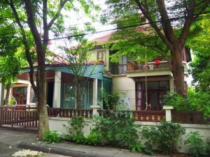 For SaleHouseRama 2, Bang Khun Thian : Single House near Rama 2 Expressway Soi Wat Yai Rom