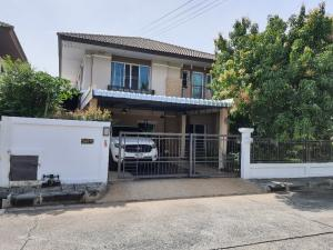 For SaleHouseRangsit, Patumtani : House for sale Warabodin Wongwaen-Lam Luk Ka