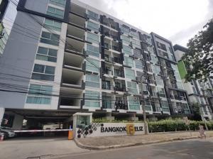 For RentCondoKasetsart, Ratchayothin : Bangkok Fe'liz Vibhavadi 30, ready to move in, 28 sqm, starting price 8,000 baht Line ID : @likebkk