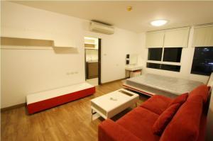 For SaleCondoRatchadapisek, Huaikwang, Suttisan : SALE !!++Studio,corner room++ fully furnished,ready to move in ** Ivy Ratchada ** near MRT Sutthisan