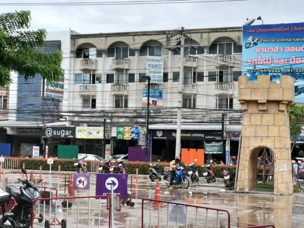 For SaleShophouseNawamin, Ramindra : ขาย ตึกแถว 4.5 ชั้น ถนนวัชรพล ตรงข้าม เพลินนารี่ มอลล์ เนื้อที่ 36.ตร.วา ราคา 5.9 ลบ.