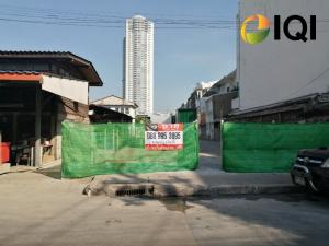 For SaleLandSathorn, Narathiwat : Land for sale for investment. On Chong Nonsi Road Near Bhumibol 1-2 Bridge, Expressway, Central Rama 3
