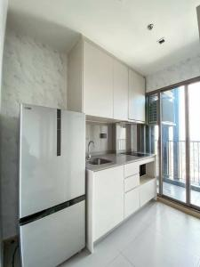 For RentCondoThaphra, Wutthakat : Condo for rent Whizdom Ratchada-Thapra 35th floor Re63-0109