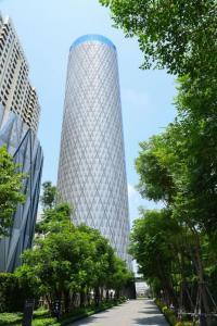 For RentCondoWongwianyai, Charoennakor : Condo for rent, Banyan Tree Residences Riverside, ready to move in 70 sqm, starting price 60,000 baht