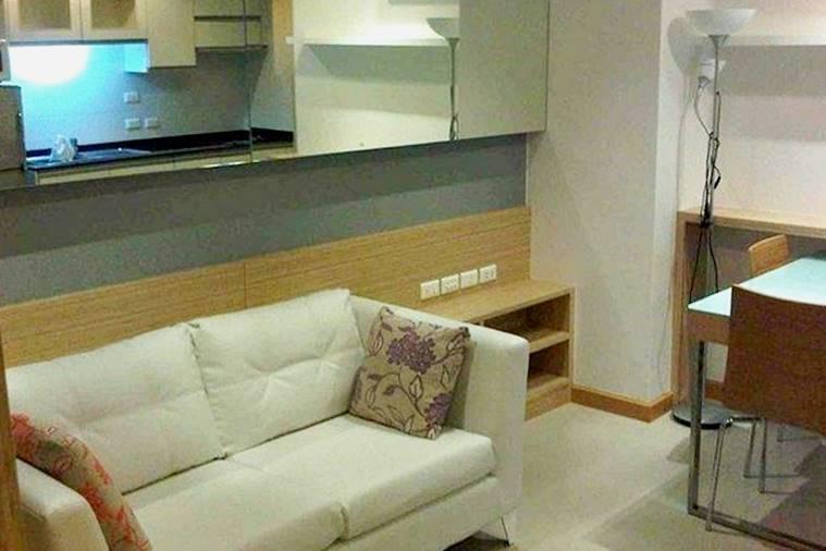 เช่าคอนโดสุขุมวิท อโศก ทองหล่อ : 🚩 ห้องตกแต่งสวย พื้นที่ใช้สอยกว้าง ทำเลดี ราคาพิเศษ!! ให้เช่าคอนโด Serene Place สุขุมวิท 24 ใกล้ BTS พร้อมพงษ์