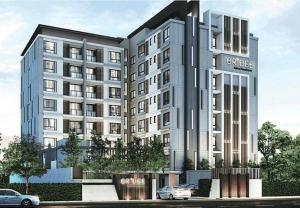 For RentCondoSathorn, Narathiwat : Condo for rent: Bridge Sathorn - Narathiwat, near BTS Chong Nonsi, ready to move in 45 sqm, starting price 15,000 baht
