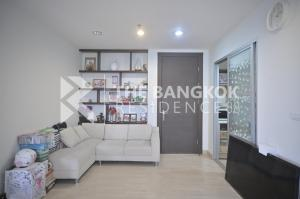 For SaleCondoRatchadapisek, Huaikwang, Suttisan : Urgent sale !!!! Good price 7.99 million. Large room, size 72 sq.m., 2 bedrooms, 2 bathrooms, beautiful new room, perfect 17th floor, good view, next to MRT Ratchada, just one step away.