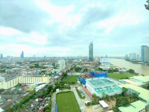 For RentCondoSathorn, Narathiwat : For rent Chatrium Condo Riverside