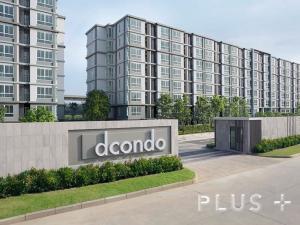 For RentCondoLadkrabang, Suwannaphum Airport : Condo for rent/sale near BTS, good price, D Condo On Nut - Rama 9 CD165735