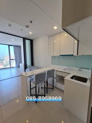 For SaleCondoKasetsart, Ratchayothin : Hurry to grab the Q4 closing price promotion before adjusting the price next year. 1bedroom Flexi 42 sq.m North is not hot. Special price Type good selling 6.1 M